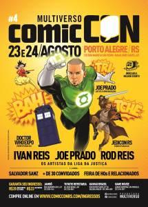 Banner Multiverso ComicCON #4