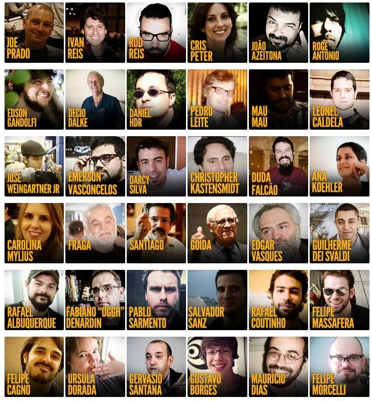 Convidados multiverso comiccon