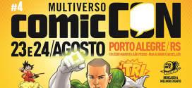 Vem aí a Multiverso ComicCON #4
