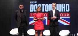 Confira a visita do novo Doctor Who ao Brasil
