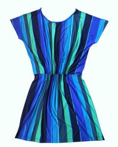 Vestido listras_Leopoldina Dresses