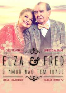 elza e fred cartaz