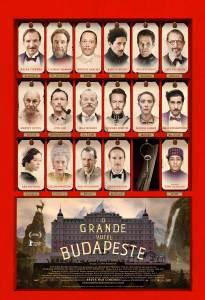grande hotel budapeste Poster