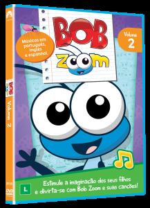 BOB ZOOM DVD - ALTA