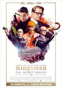 kingsman cartaz