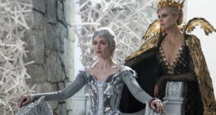 Caçador Rainha do gelo banner