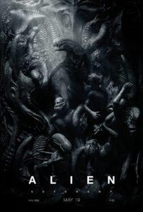 Alien covenant cartaz