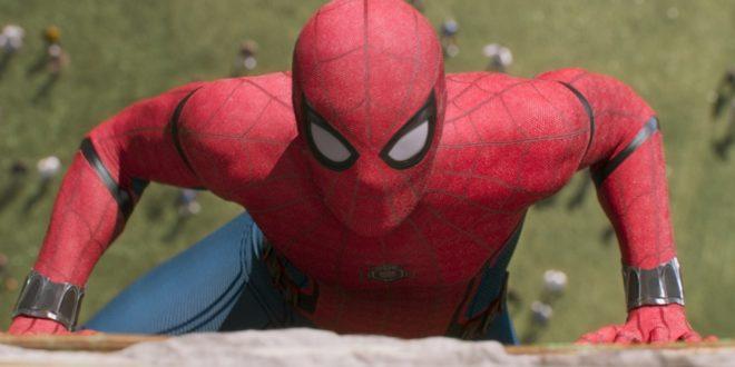 Homem-Aranha De Volta ao Lar banner