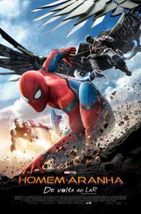 Homem-Aranha De Volta ao Lar cartaz