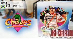 dvd chaves unboxing