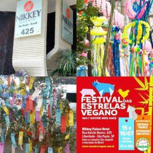 Festival das Estrelas Vegano