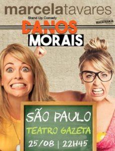 Danos Morais Marcela Tavares