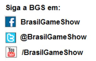 BGS redes sociais
