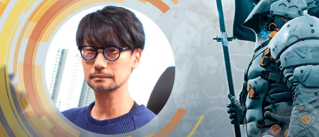 brasil game show Hideo Kojima