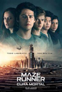 maze runner a cura mortal