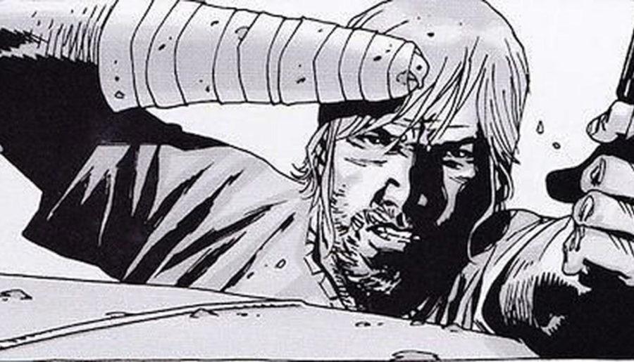 Robert Kirkman quer que Rick perca sua mão em The Walking Dead