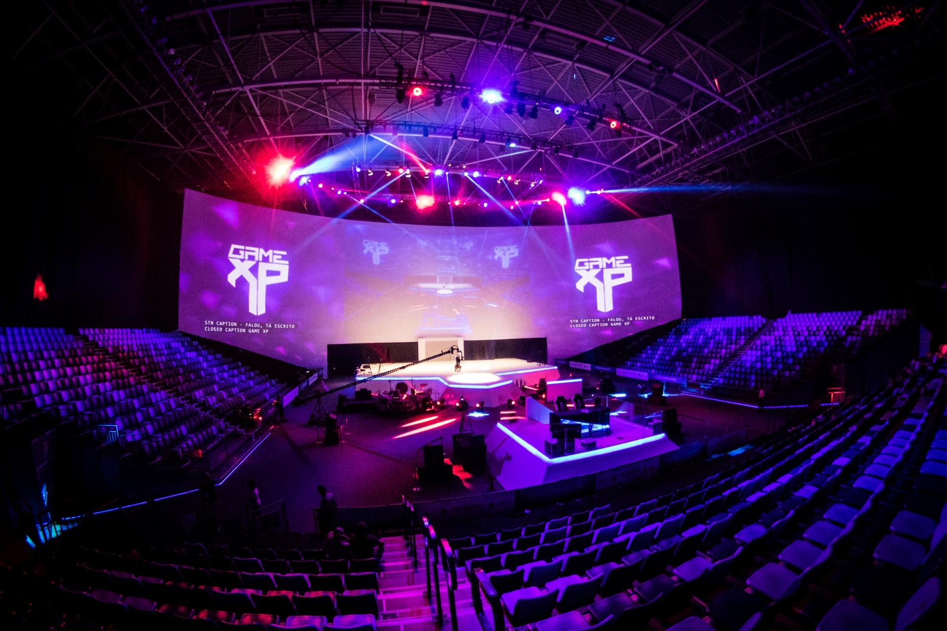 Resultado de imagem para game xp 2018 arena